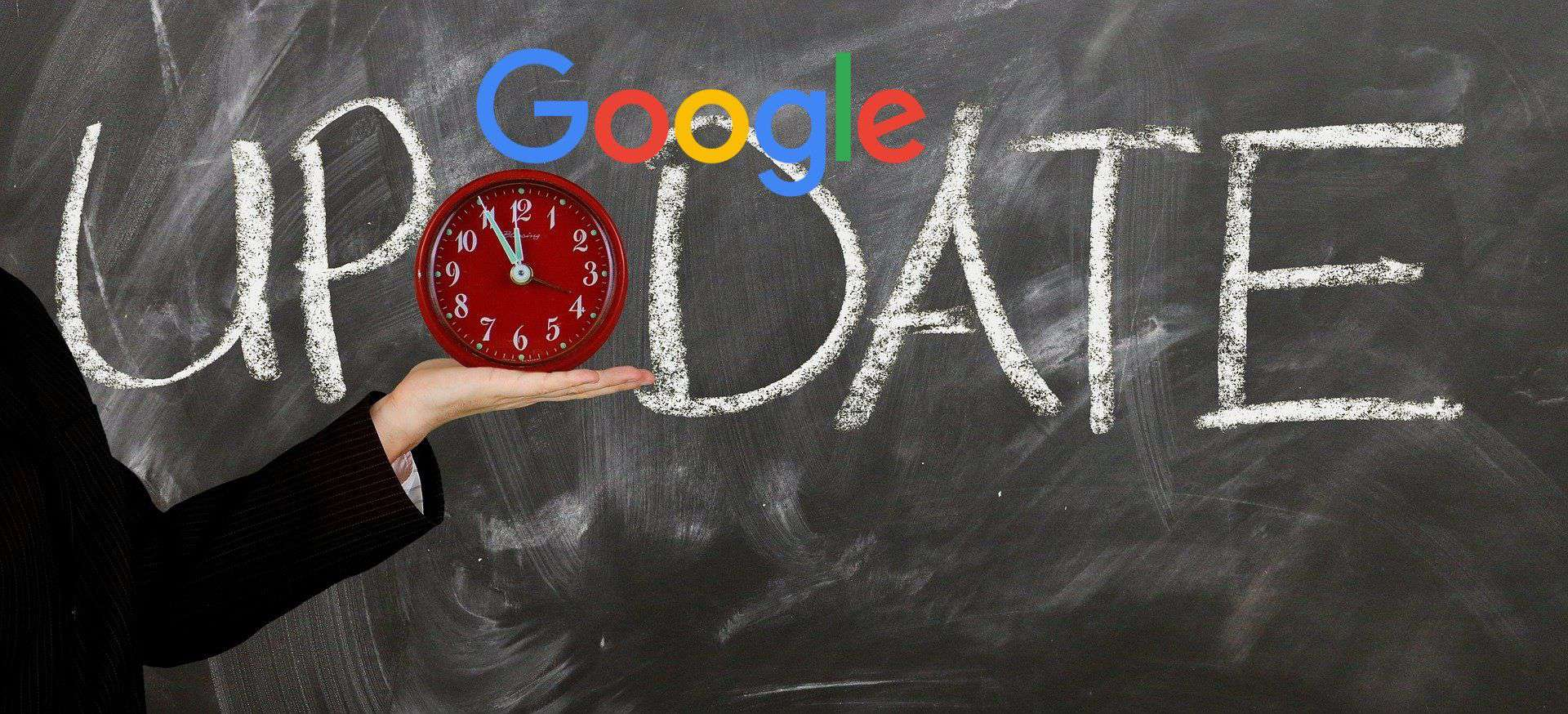 Google Updates Content Quality | Steeped Digital